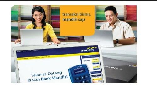Cara Daftar Internet Banking Mandiri, Aktivasi Token dan Panduan Transaksi