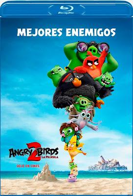 The Angry Birds Movie 2 [2019] [BD25] [Latino]