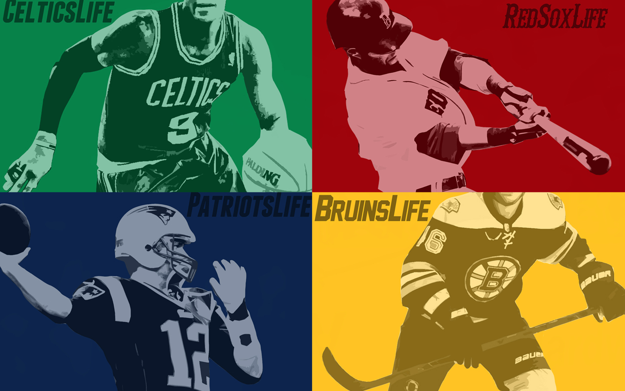 Wallpaper Wednesday Celtics Life And Team Boston Wallpapers