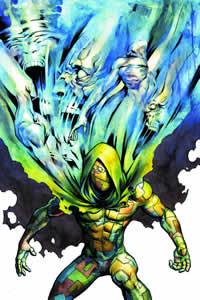 Green Arrow - Mon nom est Oliver Queen Ragman_16072010