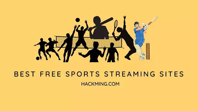 Free Sports Streaming Sites | Top 10 Best in 2021