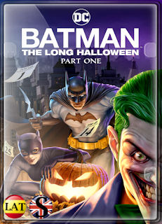 Batman: El Largo Halloween Parte 1 (2021) FULL HD 1080P LATINO/INGLES