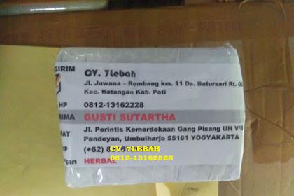 GUSTI SUTARTHA - YOGYAKARTA ( Senin, 6 April 2020 )