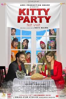 Kitty Party 2019 Punjabi 720p CAMRip