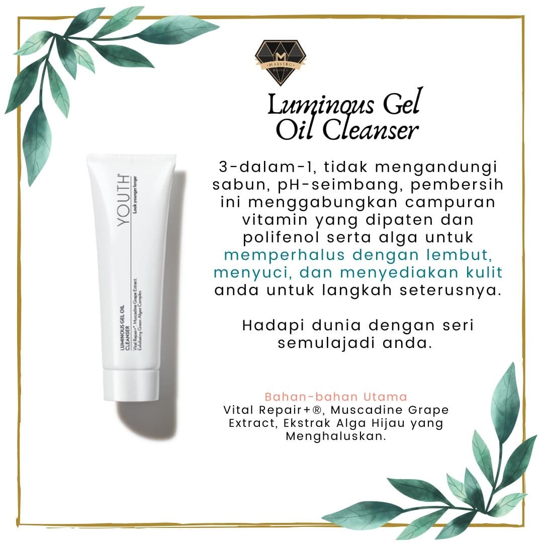 Luminous Gel Oil Cleansel