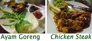 Kuliner Indonesia - G-Walk