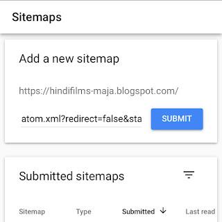 Sitemap xml ko google ke Webmaster tool main kaise add kre?