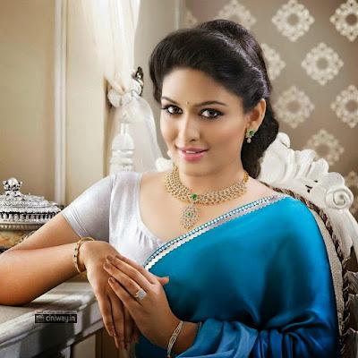 Malayalam actress Prayaga Martin