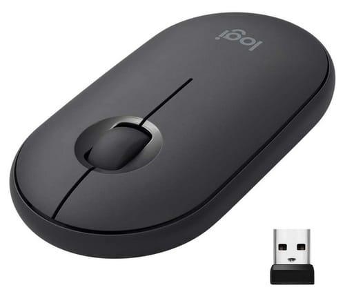 LOGI Pebble M350 Portable Wireless Mouse