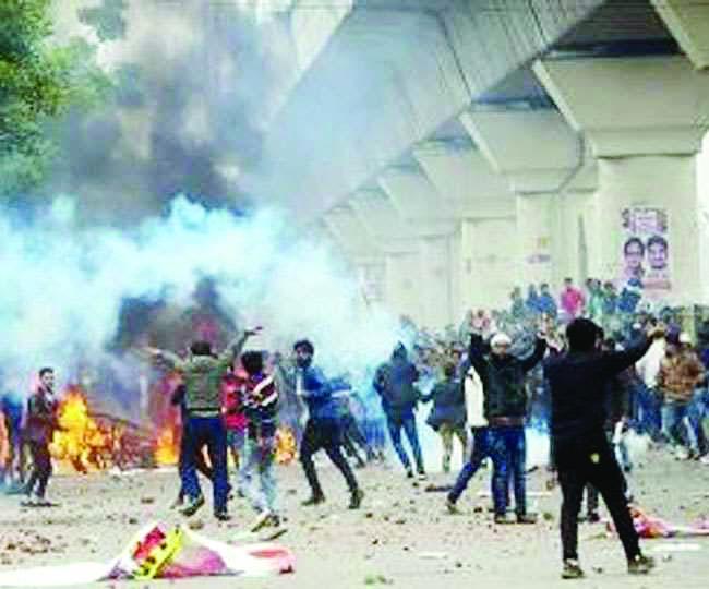 दिल्ली में हिंसा और आगजनी डरावनी और चिंताजनक