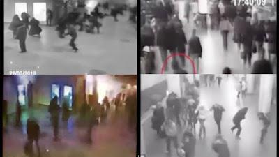 Αστυνομοκρατία στις Βρυξέλλες! Κυνήγι των μαγισσών του Σάλεμ upd και η selfie της Αγγέλας
