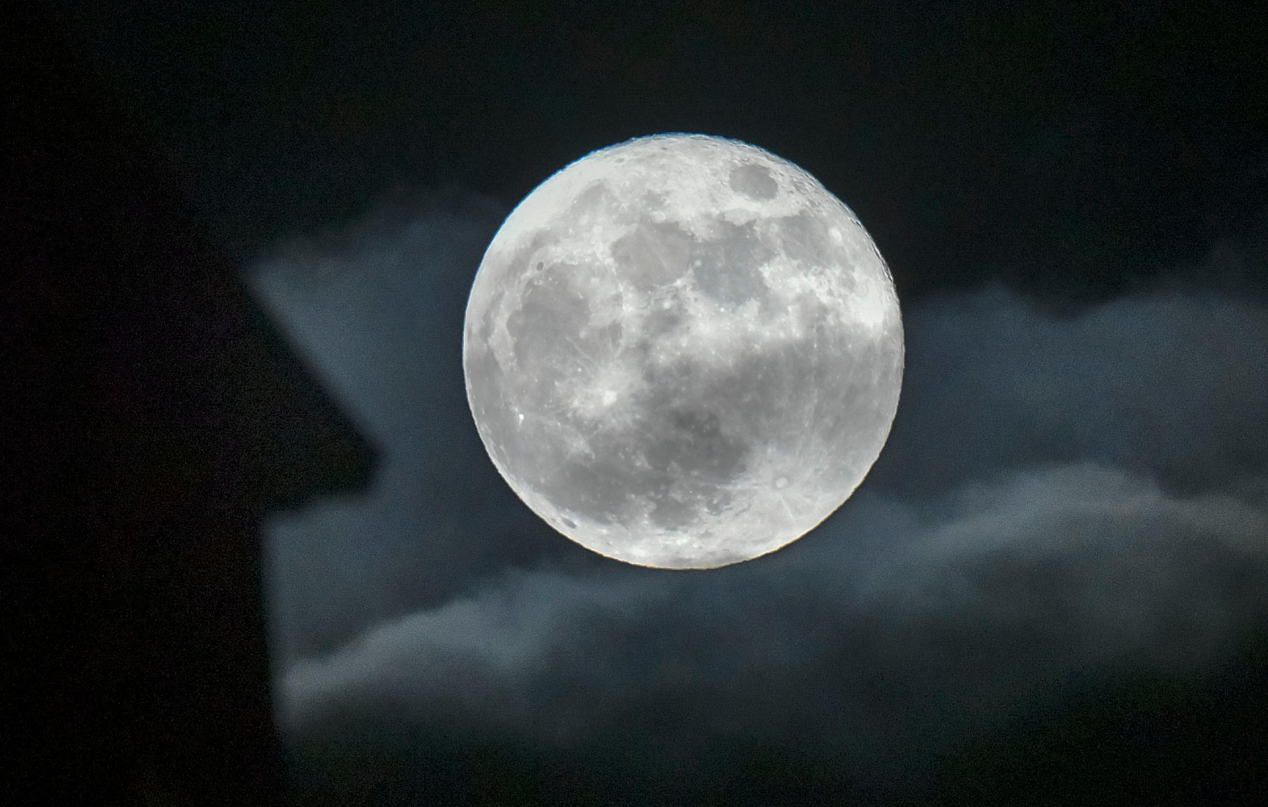 The Moon Has More Radiation Than We Thought