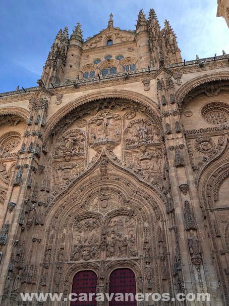 Salamanca | Ruta Semana Santa Autocaravana | caravaneros.com