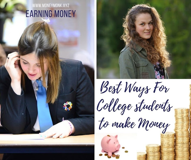 20+ Best Ways For College Students To Make Money