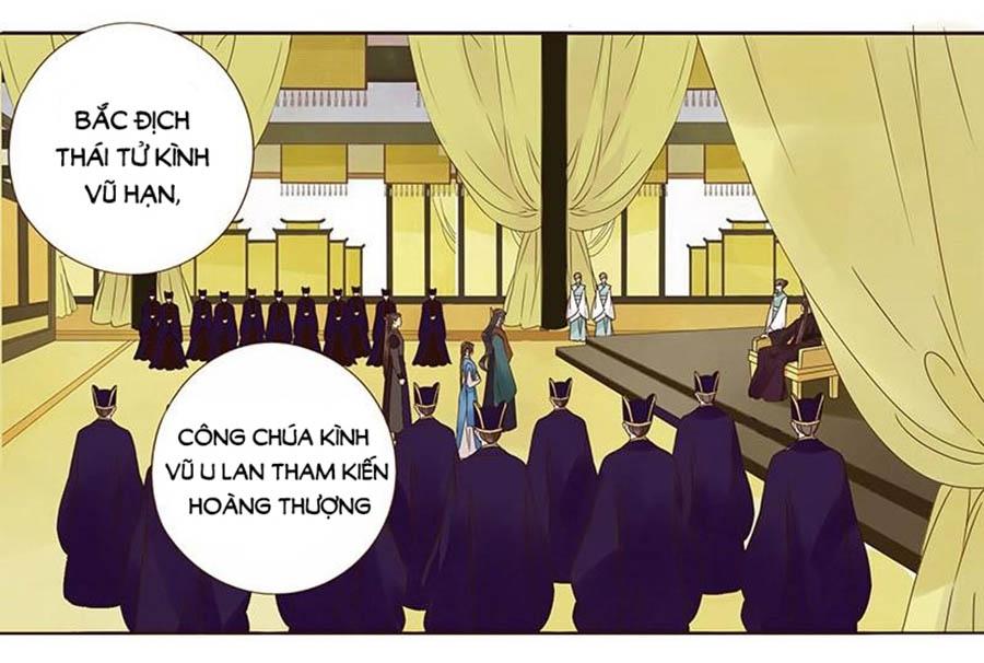 Đế Vương Trắc Chapter 158 - Trang 19