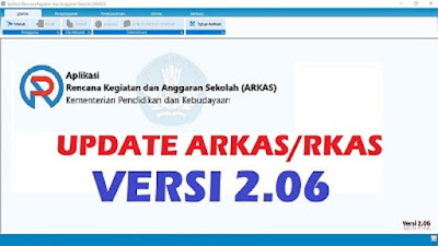 UPDATE ARKAS VERSI 2.06