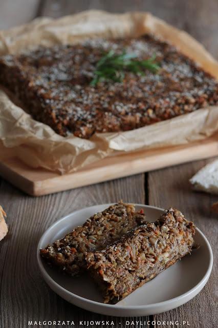 zapiekane grzyby przepis, zapiekanka wegetariańska z grzybami, pieczeń grzybowa