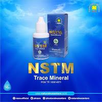 NSTM NATURAL TRACEMINERAL NASA
