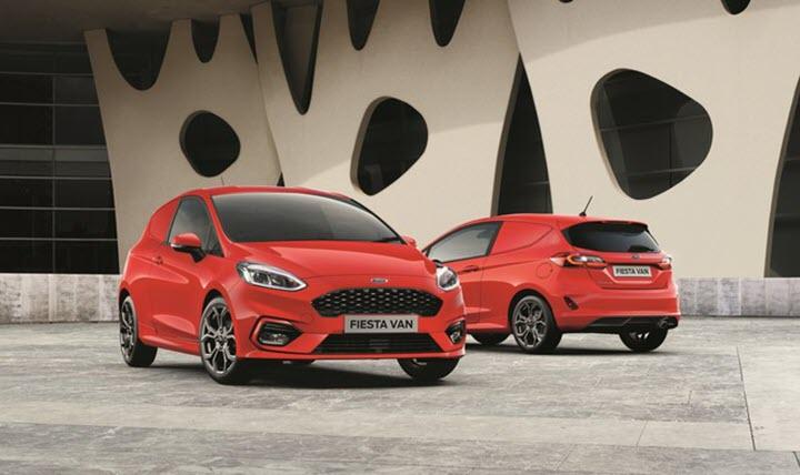 Ford Fiesta 2020 nâng cấp hệ truyền động