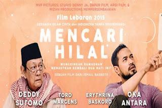 Mencari Hilal (2015)