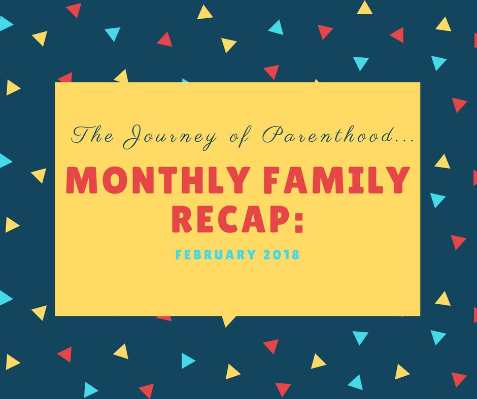 Family Fun: February
