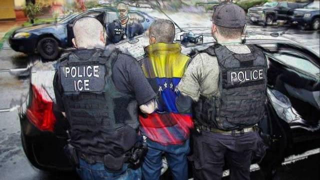 Miles de venezolanos solicitantes de asilo en EEUU en riesgo de ser deportados