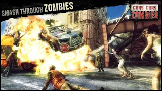 تحميل لعبه Guns, Cars and Zombies‏ مهكره