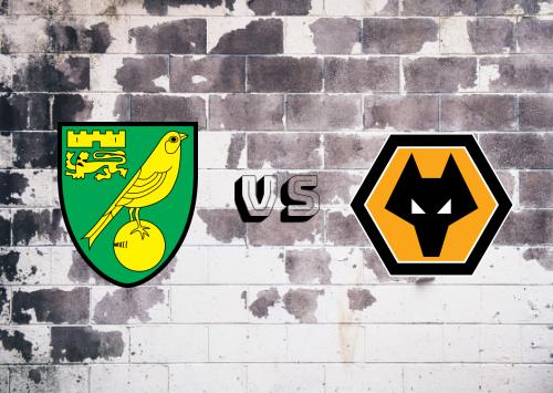 Norwich City vs Wolverhampton Wanderers  Resumen