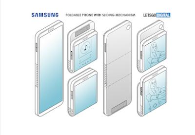 أفادت وكالة الأنباء بلومبرغ بأن الشركة الكورية الجنوبية سامسونج تخطط لإطلاق هاتف قابل للطي يتم طيه بطريقة عمودية عكس الهواتف الأخرى التي يتم طيها بشكل أفقي كالهاتفين جالكسي فولد وميت إكس.