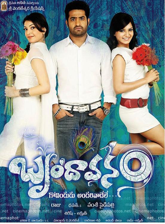 Moviezzzzz: Watch Brindavanam (2010) - telugu movie online for free