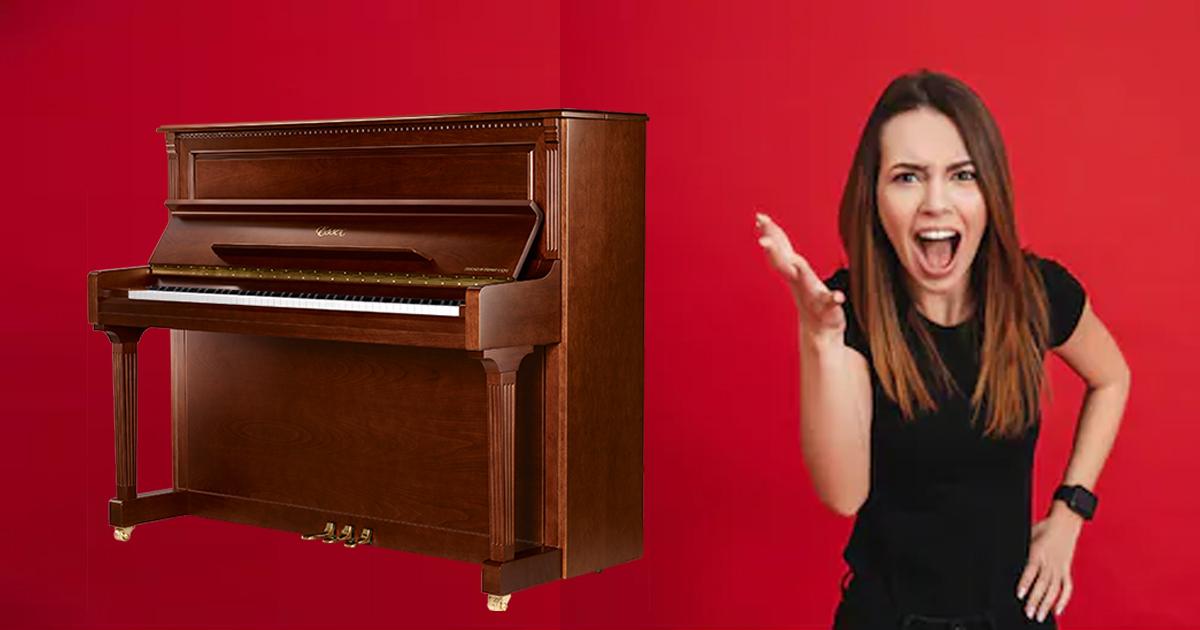 Những mẫu đàn piano cũ Yamaha đáng mua nhất hiện nay?