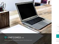 Aplikasi Sistem Informasi Kepegawaian SIMPEGWEB Online