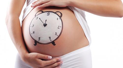 9 dấu hiệu chuyển dạ sắp sinh em bé