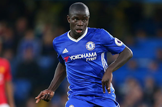 N'Golo Kante is on the verge of signing a new contract in the excess of £300,000 a week which will make him one of the top earners in the Premier League.