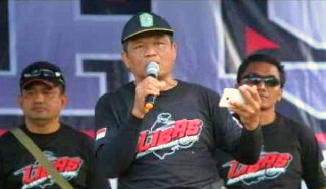Ketua Tim Libas, Fendi Eko