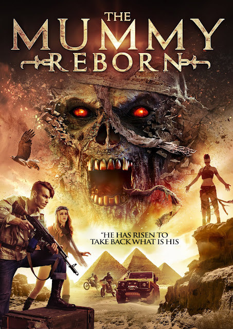 The Mummy Reborn Poster