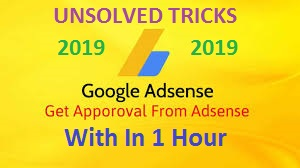APPROVE ADSENSE ACCOUNT WITH IN 1 HOUR Latest Trick 2019 Cover Photo