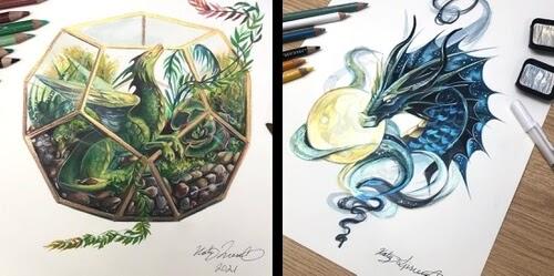 00-Creature-Drawings-Katy-Lipscomb-www-designstack-co