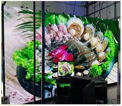 Màn hình led p3 cabinet indoor tại Quảng Nam