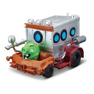 Maisto Angry Birds Rage Racers