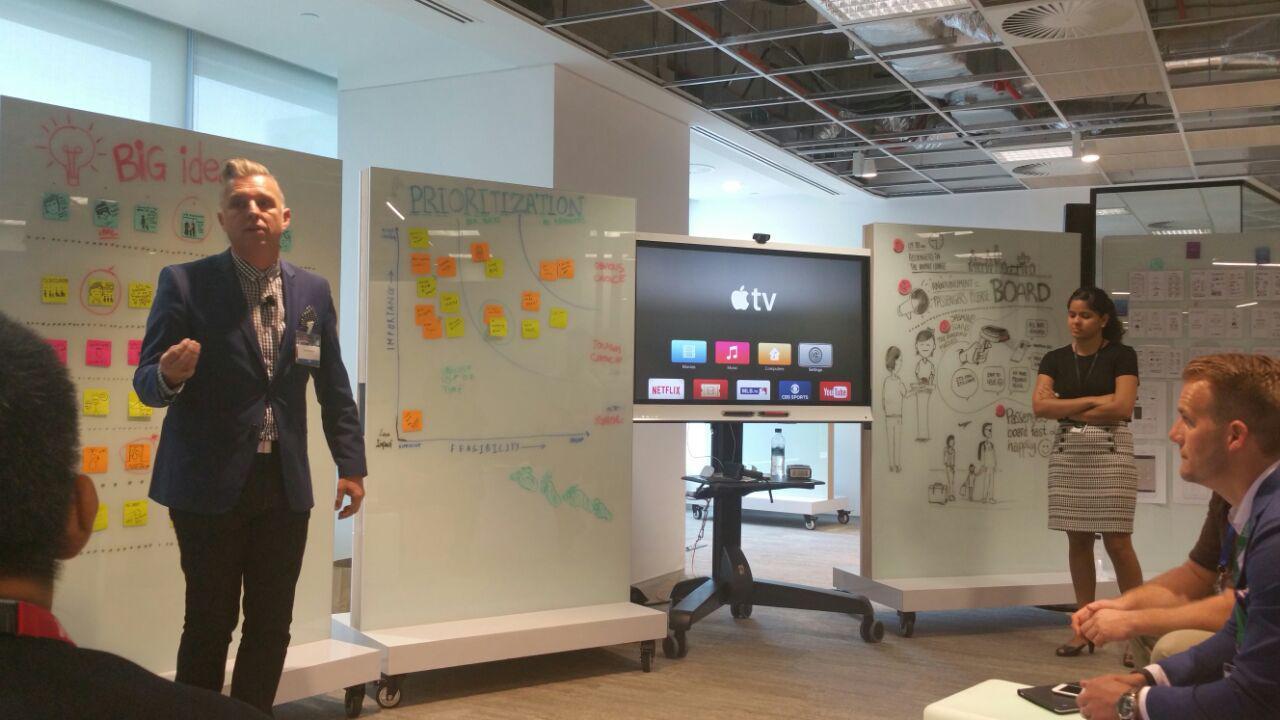 Ibm Design Studio Singapore