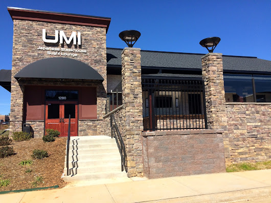 UMI Japanese Steakhouse & Sushi Lounge Grand Opening - Winston Salem, NC