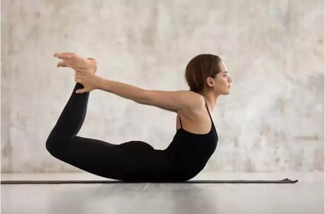 Dhanurasana, Yoga method, and Benefits