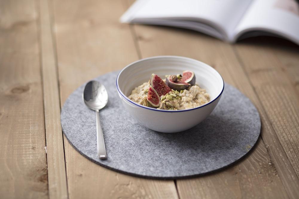 3 Healthy Porridge Recipes For National Breakfast Week