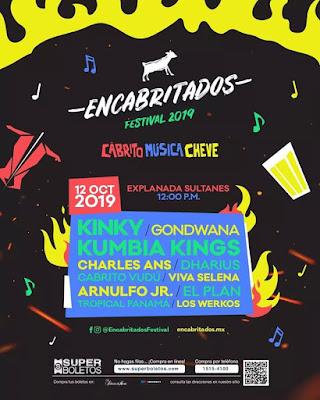 encabritados festival 2019