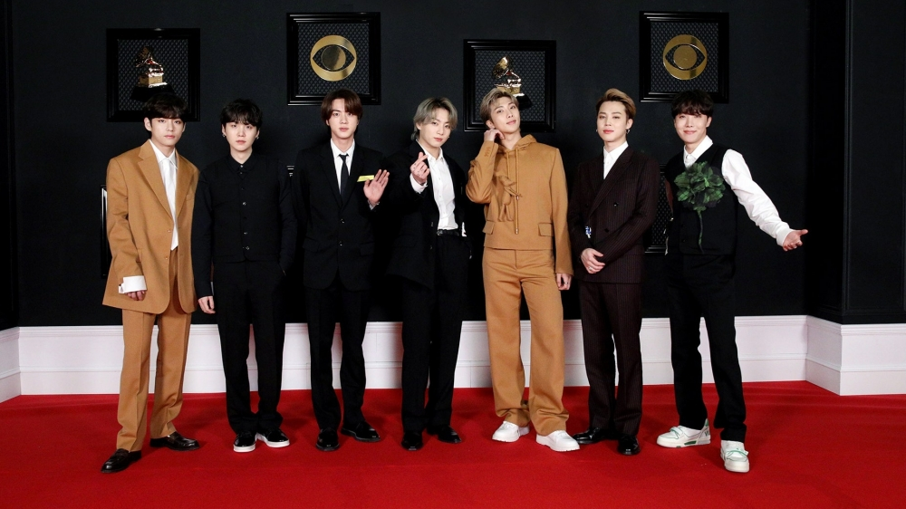 BTS Breaks New Record on Spotify With 'Dynamite'