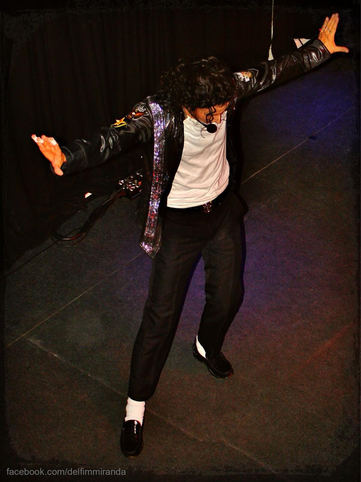 Delfim Miranda - Michael Jackson Tribute - Stage - Top View