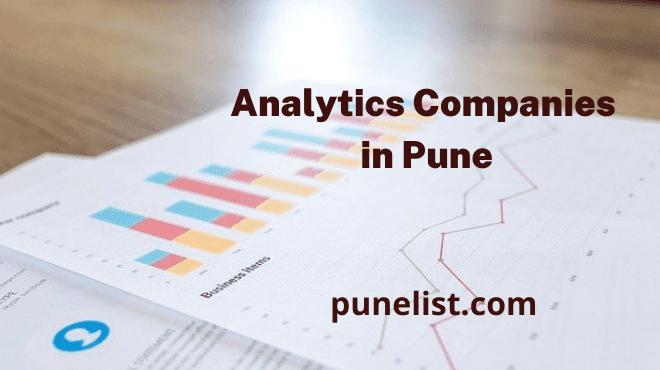 Analytics Companies in Pune