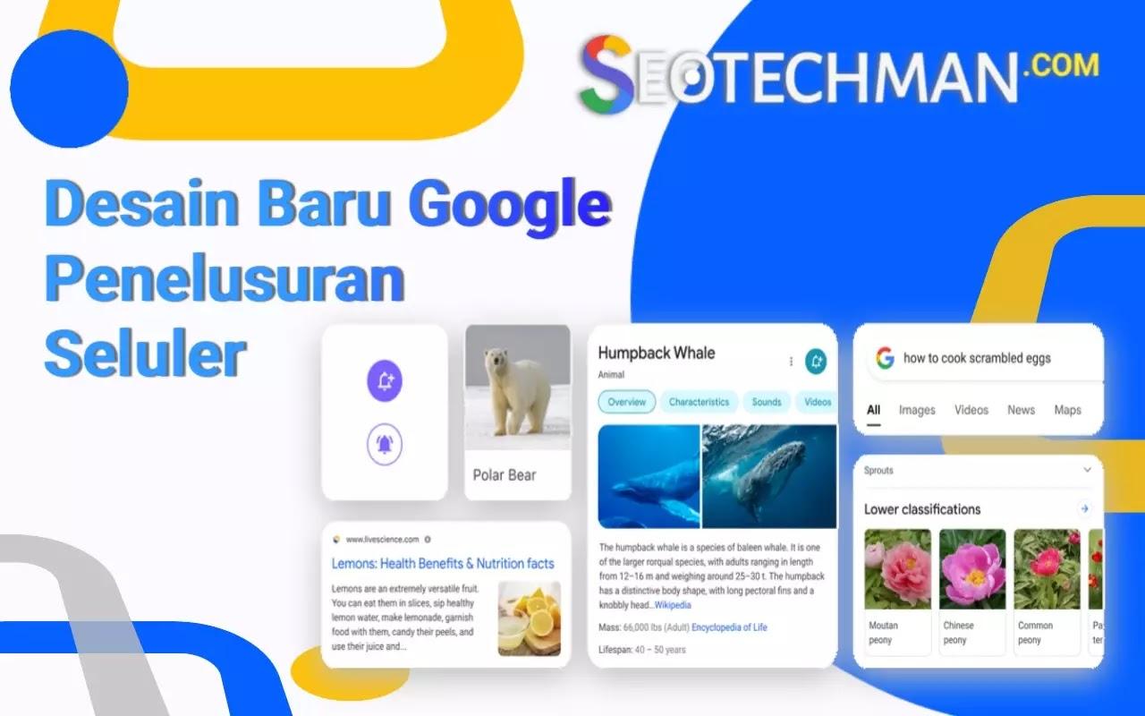5 Alasan Aileen Cheng Mendesain Ulang Google Penelusuran di Seluler