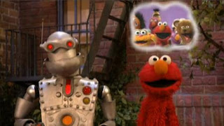 Elmo recalls some silly songs to help Memorybot. Sesame Street The Best of Elmo 2